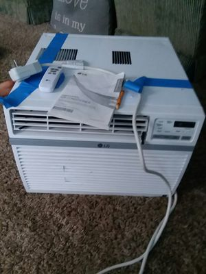 LG window ac for Sale in Cedar Rapids, IA