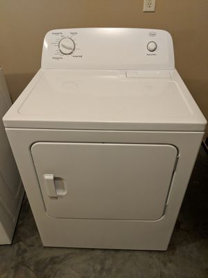 Roper Electric Washer and Dryer (2018) for Sale in Waynesville, MO
