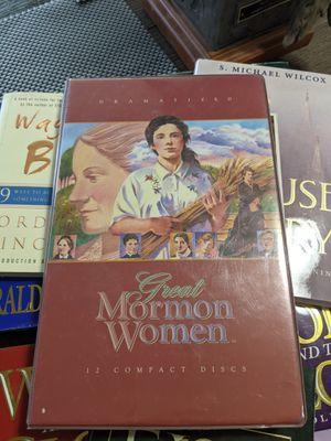 Great Mormon Women CD Collection for Sale in Queen Creek, AZ
