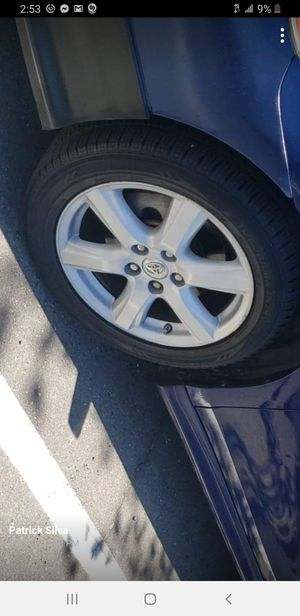 Toyota,honda they will fit 5x114 for Sale in Lincoln, CA