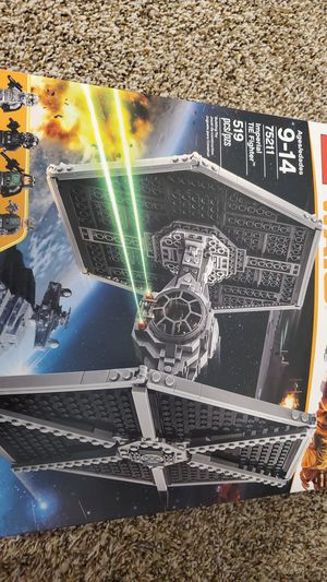 lego star wars imperial tie fighter for Sale in Plano, TX
