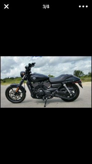 Selling Harley Davidson 2015 for Sale in Austin, TX