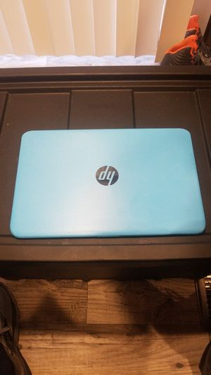 Hp notebook for Sale in Bedford, MA