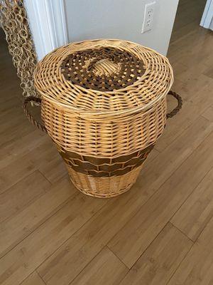 Woven Basket for Sale in Auburn, WA