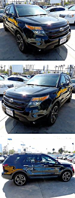 2013 Ford Explorer Sport 4WD  for Sale in South Gate, CA