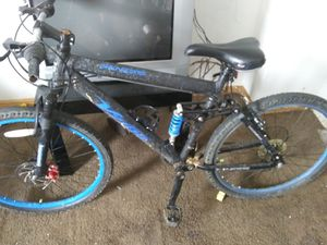 Less then a year old Genisis V2100 $600 bike new. for Sale in Fort Smith, AR