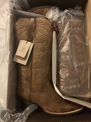 Women's ARIAT cowboy boots for Sale in Virginia Beach, VA