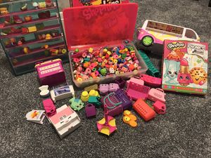 Shopkins Bundle - Phonics Books and Toys for Sale in San Jose, CA