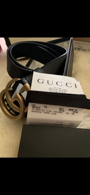 Gucci GG Marmont Women's Belt for Sale in Carson, CA