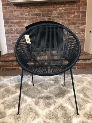 BRAND NEW OUT OF THE BOX, NEVER USED Patio Chair. ((READ DESCRIPTION BELOW)) for Sale in Grand Prairie, TX