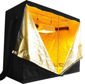 Hydroponics weed growing tent highly reflective new in box 96x 48x 78x for Sale in Norfolk, VA