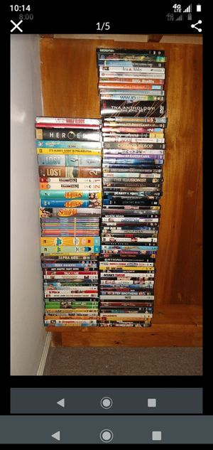 DVD collection and box sets for Sale in Trappe, PA