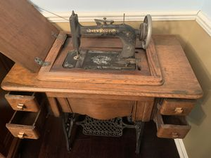 Vintage New Home Sewing Machine for Sale in Alexandria, VA
