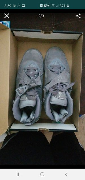 8.5 cool grey Jordan's have the recipe for Sale in Modesto, CA