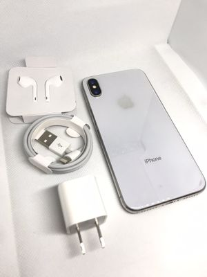 iphone X 256gb unlocked for Sale in Denver, CO