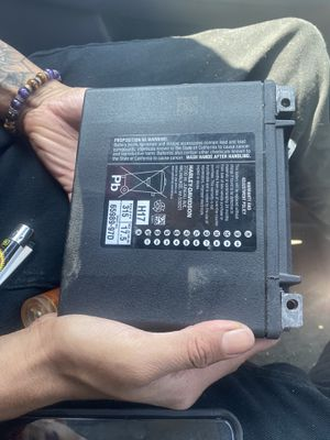 Harley Davidson Motorcycle battery for Sale in Anaheim, CA