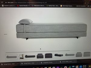 DWR Duet Daybed for Sale in Carlsbad, CA