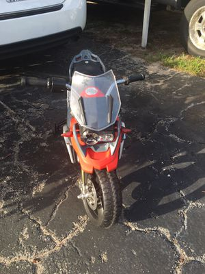 BMW little boy motorcycle for Sale in Fort Myers, FL