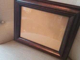 Brown Photo Frame 8x10 for Sale in Cedar Park,  TX