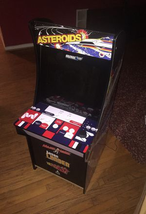 Arcade 1 up gaming asteroids for Sale in Pikesville, MD