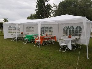 Brand new 10×30 party tent for Sale in Orlando, FL