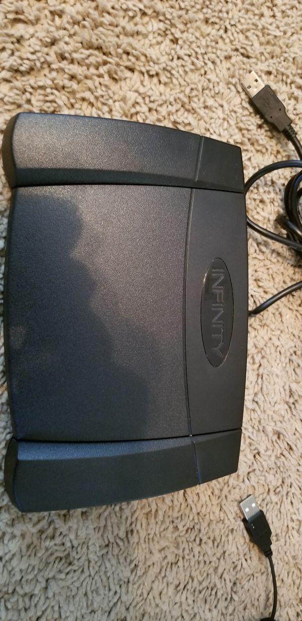Infinity USB Digital Foot Control
