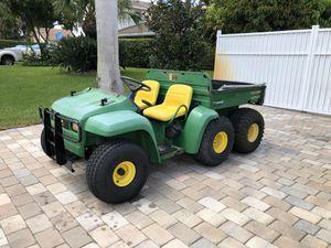 6X4 John Deere Gator ( Gasoline ) for Sale in Boynton Beach, FL