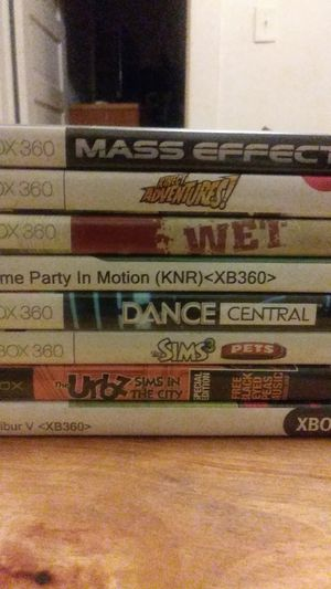 Xbox 360 and XBOX games for Sale in Cleveland, OH