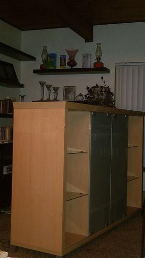 TV stand shelf / entertainment center for Sale in Auburn, WA
