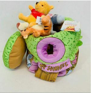 Winnie the Pooh Plush Treehouse for Sale in El Paso, TX