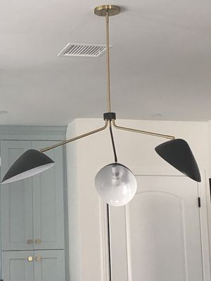 NEW Mid-Century Chandelier for Sale in Los Angeles, CA