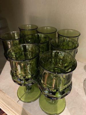 Vintage glassware for Sale in Riverside, CA
