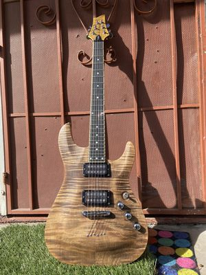 Schecter C-1 Exotic Electric Guitar for Sale in Santa Ana, CA