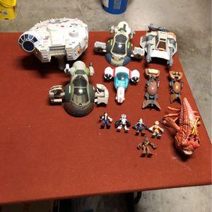 Star Wars Toy Lot for Sale in McKinney, TX
