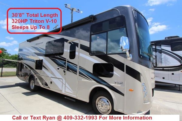 2020 Thor Windsport 29M Class A Gas Motorhome FINANCING AVAILABLE