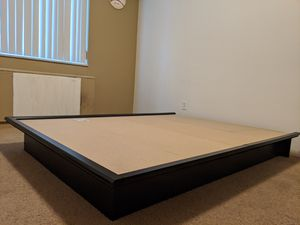 Full size bed frame for sale for Sale in Cleveland, OH