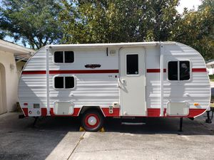 Retro Travel Trailer Camper RV Vintage style for Sale in Palm Harbor, FL
