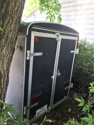 Trailer w/ DJ equipment for Sale in Frisco, TX