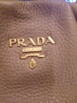 Prada Milan leather hobo bag new w/o tags for Sale in Medford, OR