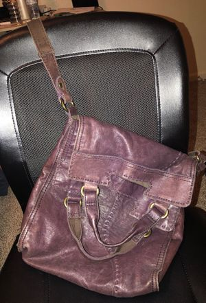 Lucky plum fold over bag for Sale in Fresno, CA