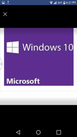 Windows 10 upgrade for Sale in Wichita, KS
