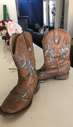 Girls Cowboy Boots for Sale in Phoenix, AZ