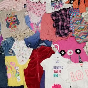 Baby Girl Clothes Over 100 Pieces for Sale in Umatilla, FL