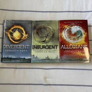Divergent Series Hardcover Books for Sale in Walnut, CA