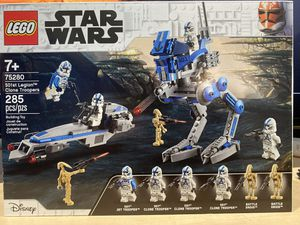 LEGO Star Wars 501st Legion Clone Troopers for Sale in Oak Lawn, IL