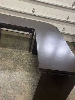 Corner Desk ( Very Light ) / Coaster Brand for Sale in Snohomish,  WA