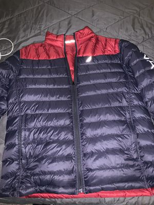 Reverse-able nautica jacket for Sale in Greensboro, NC