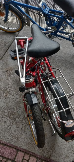 Dahon folding bike. Complete fender and rear rack. for Sale in National City, CA