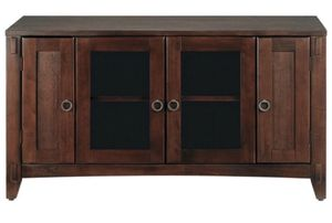 Sold wood TV Stand VCF Arts & Crafts Collection for Sale in Grosse Pointe Park, MI