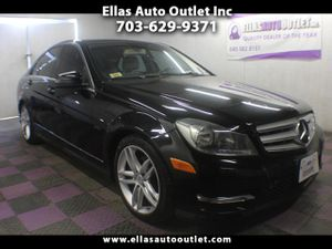2012 Mercedes-Benz C-Class for Sale in Woodford, VA